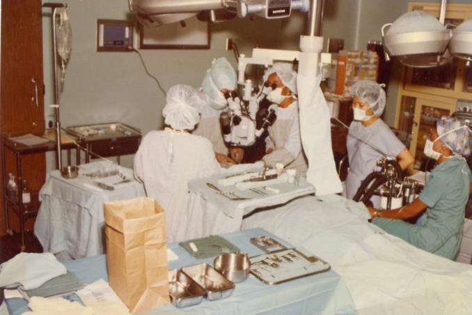 picture of Eye Surgery