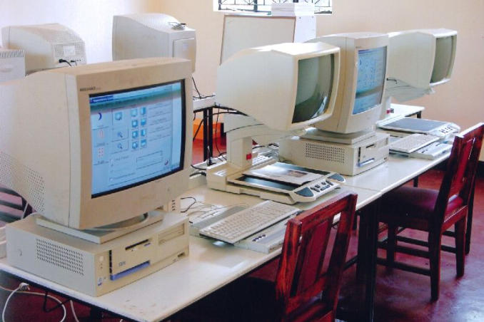 picture of Mwereni Computer Class