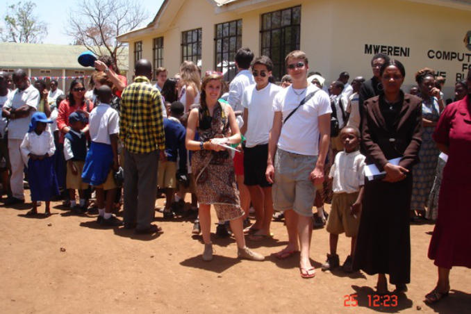 picture of Mwereni School
